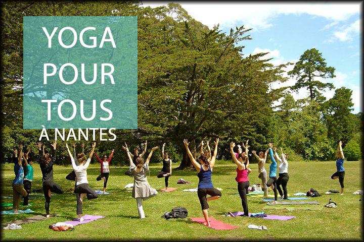 Yoga pour Tous - Parc de la Chantrerie - Nantes - Claudia Clement