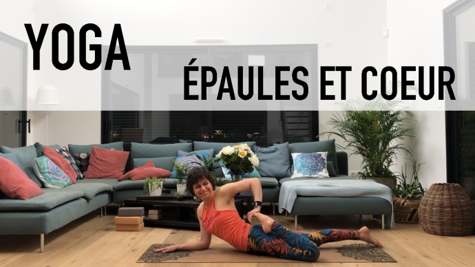 ouverture EPAULES ET COEUR Claudia Clement yoga